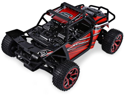 Buy X-Knight Extreme 1 : 18 (30cm) 2.4G 20KM/H HiSpeed 4 Wheel Drive Remote Control Buggy , Rechargeable for R590.00