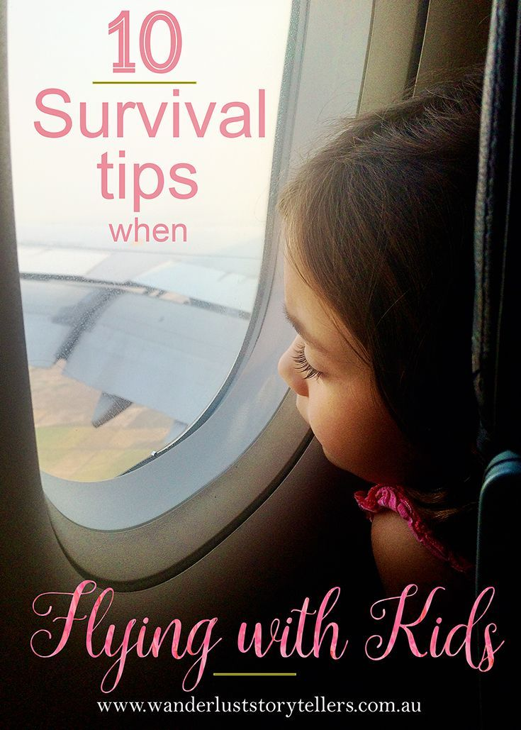 Domestic or international travel with children is only a small challenge to overcome in order to have the best memories that will last a lifetime!! 10 Survival Tips for Flying with Kid.  Read more on our blog wanderluststorytellers.com.au