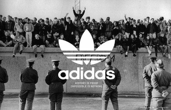 Adidas - History is Proof by Sean Bone, via Behance