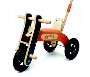 Triciclo de madera