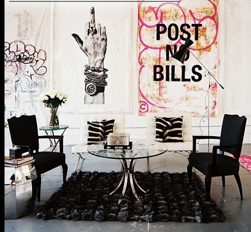 punk rock and preppy combined bedroom - Google Search