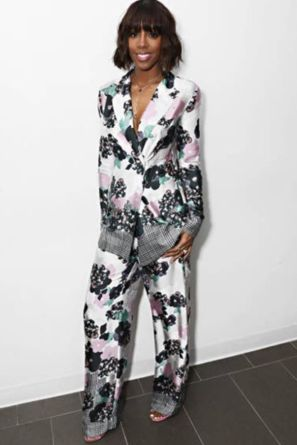 Kelly Rowland - We Need to Talk About Kelly Rowland's Killer Spring Style