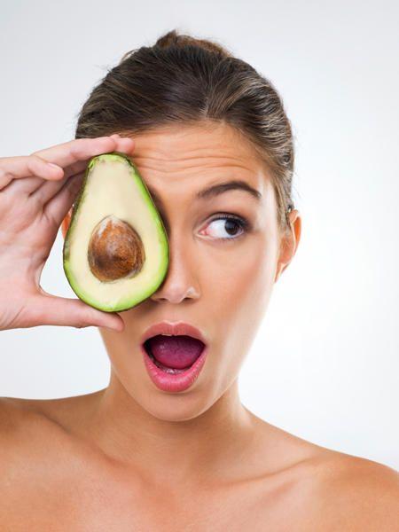bauch weg avocado