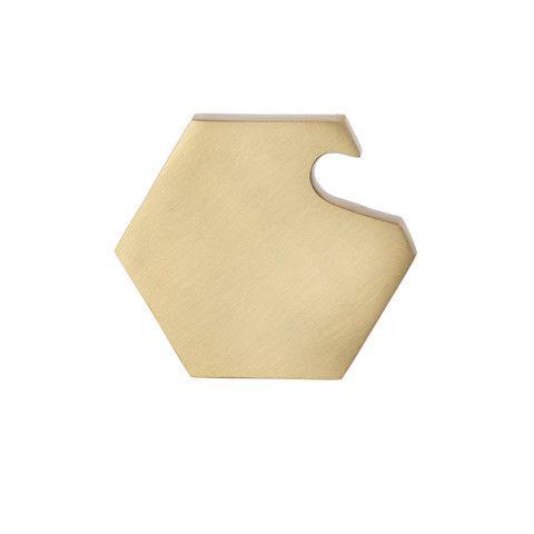 Hexagon Bottle Opener | LET LIV #Homeware