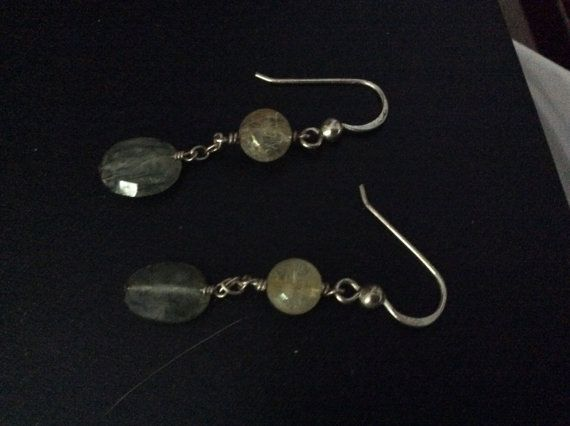 Secret special sale of the month gemstone dangle by moonbeam0999