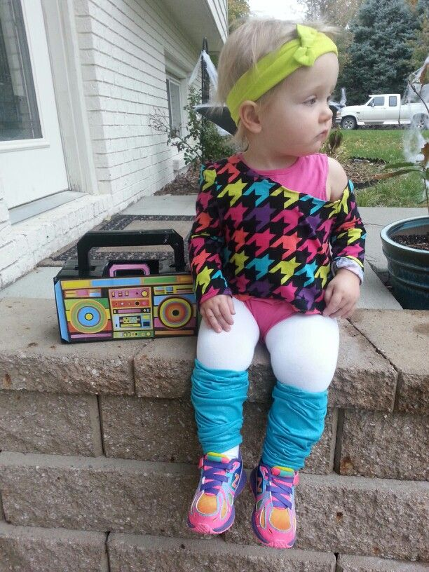 Ems 2013 80s workout toddler costume  sc 1 st  Pinterest & 315 best Baby Costumes images on Pinterest | Children costumes ...