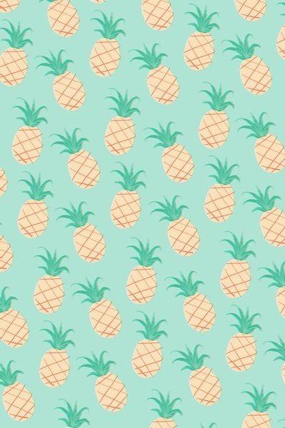Pias Iphone Wallpaper Pineapple Art Pattern Background Art