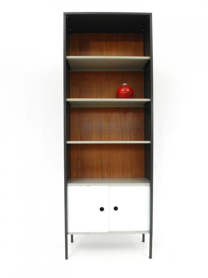 bookshelf cabinet by coen de vries