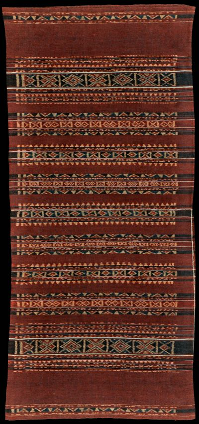 Ikat from Lembata, Solor Archipelago, Indonesia