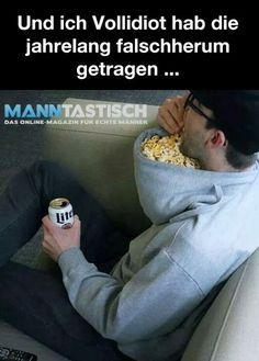Popcornhalter :D …