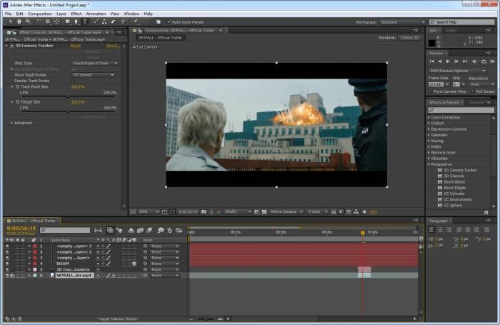 Adobe After Effects Latest Version Snapshot