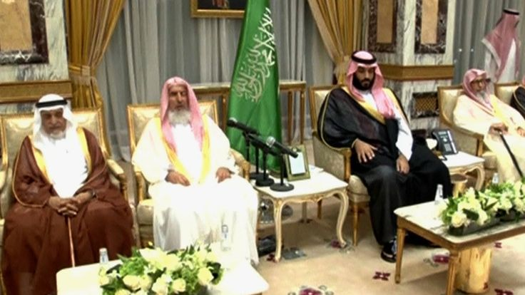 In Saudi Arabia, authorities arrested scores of prominent officials over the weekend, including 10 princes, four ministers and dozens of former ministers, in a massive shakeup by King Salman aimed at consolidating power for his son, Crown Prince Mohammad bin Salman. Among those arrested was Prince Alwaleed bin Talal, one of the world's richest people, with an estimated net worth of at least $17 billion. Talal has investments in many well-known U.S. companies, like Apple, Twitter…