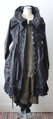 From the Fall Collection from Östebro Design. A quality Swedish Clothes Brand. Limited edition collection 2012.