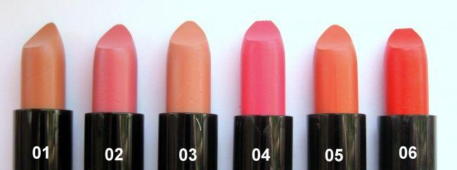 Pomadka Matowa Velvet Matte Lipstick - TopDrogeria.pl