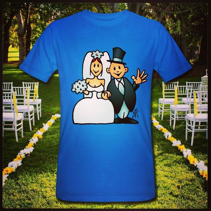 https://www.cardvibes.com/en/catalog/category/bride-and-groom  Wedding T-Shirt design.  #wedding #bride #groom #bridesdress #tshirt #tshirtdesign  Available through these printing on demand services: #Spreadshirt #Cafepress #Zazzle #Redbubble #Society6 #Teepublic  Follow the link above this post to find this design in the Cardvibes Catalog. From there you can pick the #pod service of your choice to have the design printed on a T-shirt or other merchandise.  The Cardvibes Catalog can also be…