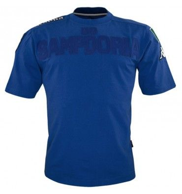 #Kappa #TShirts & #Polo EROI TEE #SAMPDORIA #Calcio Uomo