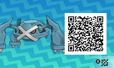 Metagross PLEASE FOLLOW ME FOR MORE DAILY NEWS ABOUT GAME POKÉMON SUN AND MOON. SIGA PARA MAIS NOVIDADES DIÁRIAS SOBRE O GAME POKÉMON SUN AND MOON. Game qr code Sun and moon código qr sol e lua Pokémon Nintendo jogos 3ds games gamingposts caulofduty gaming gamer relatable Pokémon Go Pokemon XY Pokémon Oras
