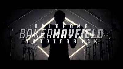 OU Sooners Football - Baker Mayfield