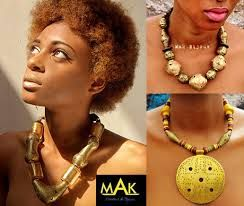 Image result for african jewelry