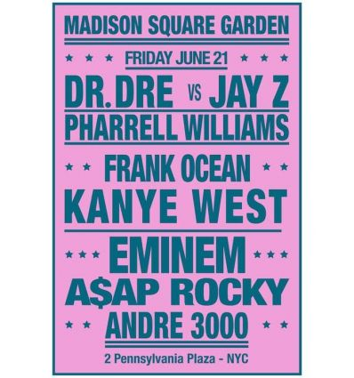 """André - """"Dream Concerts (Kany West)"""""""