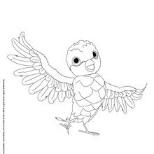 sprout character coloring pages | 1000+ images about Zou Zebra on Pinterest | Disney, Animal ...