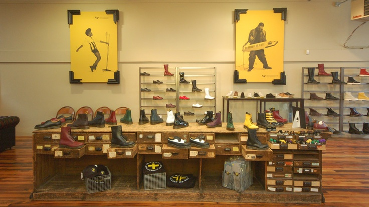 Dr. Martens Airwair- Shoes, Boots and Sandals -Dr. Martens ...