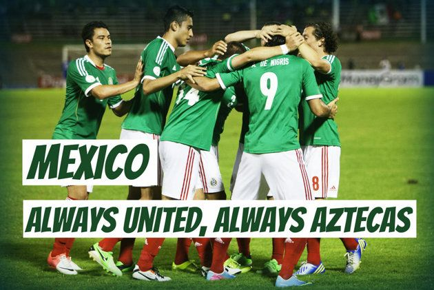 World Cup 2014 slogans - Mexico