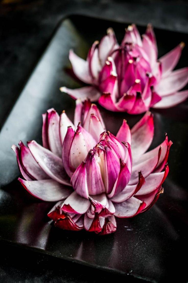 Sipulikukat Onion flowers