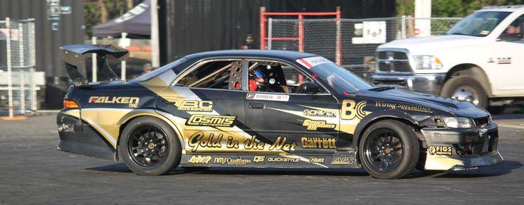 [VIDEO] Cosmis Racing Wheels | Formula Drift Rounds 2, 3 & 4