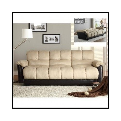 Convertible-Sleeper-Sofa-Bed-Living-Room-Furniture-Couch-Futon-Leather-Modern