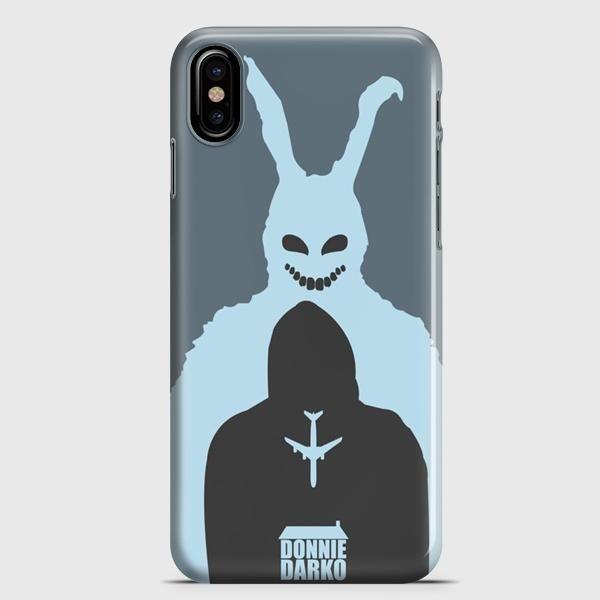 Donnie Darko Movie Art iPhone X Case | casescraft