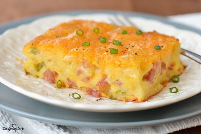 Breakfast Casserole Recipe | thegunnysack.com
