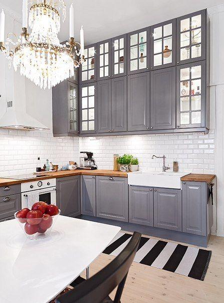 Кухни и столовые в скандинавском стиле – 4 096 фотографий