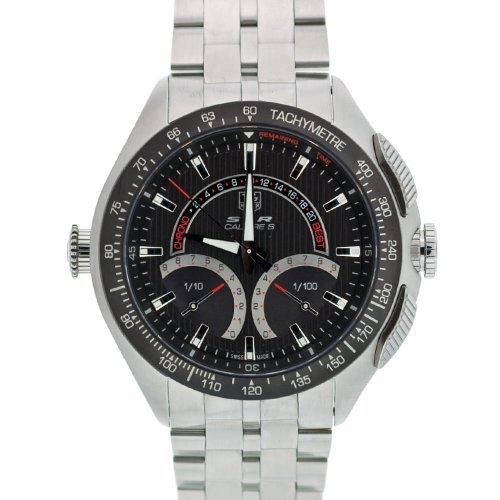 TAG Heuer Men's CAG7010.BA0254 Calibre S Mercedes Benz SLR Chronograph Watch by TAG Heuer @ TAG-Heuer-Watches .com