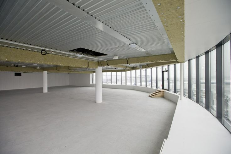 The new panorama lounge under construction. We look forward to offer you a fantastic view!