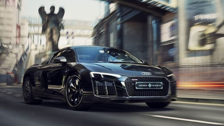 One-of-One Audi R8 Star of Lucis Will Set You Back $470k—If You Win the Right to Buy It