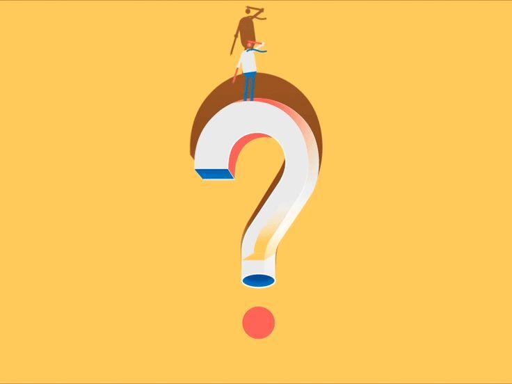 19 Best Question Mark Concepts Images On Pinterest Communication