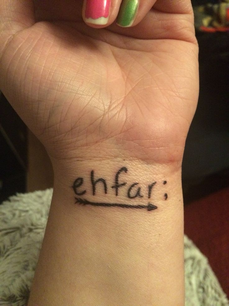 This is my most meaningful tattoo yet everything happens for Most meaningful tattoos