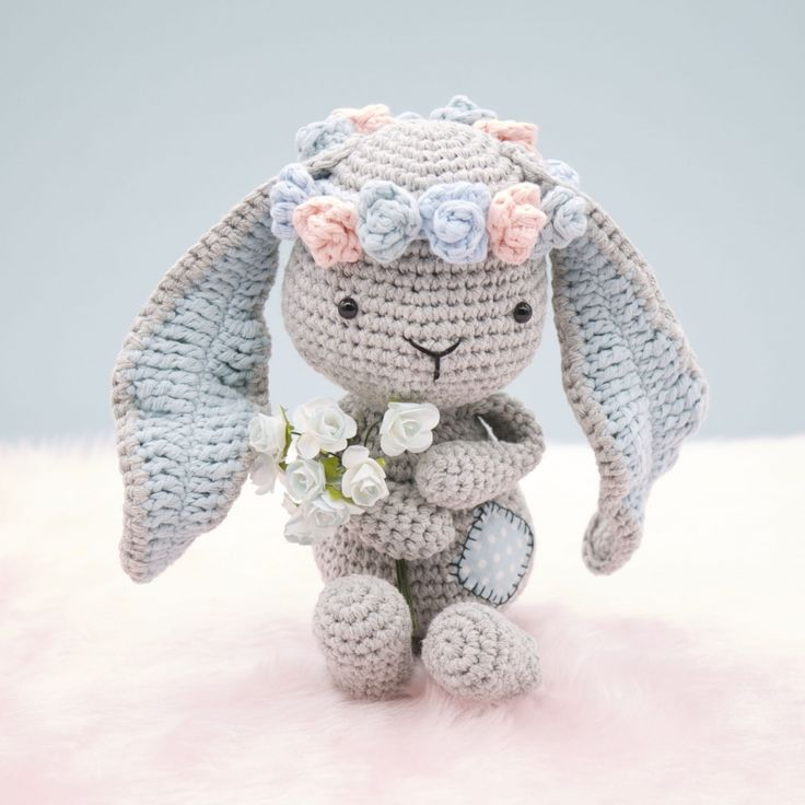 Pig Rabbit Amigurumi Patron : 1916 best images about Tejidos - Crochet - Agujas ...