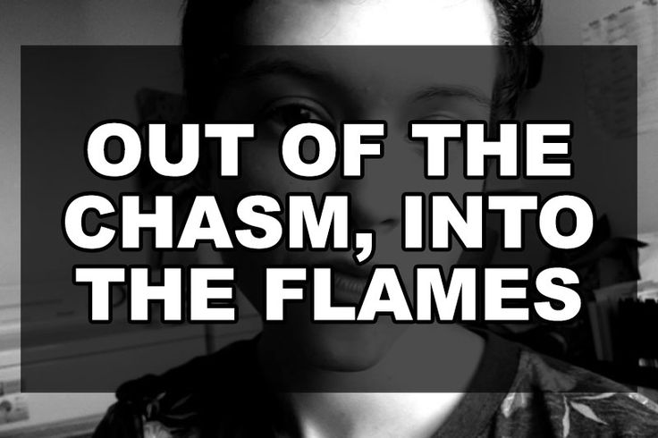Out of the Chasm Into the Flames   Our Queer Stories   Queer & LGBT Stories   Our Queer Stories   LGBTQ Coming Out Stories and More
