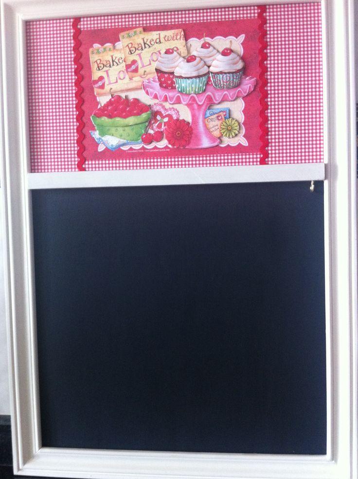 Mutfak yazı tahtası