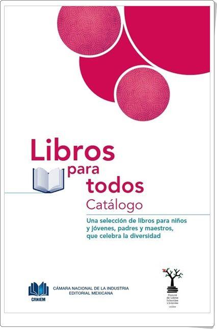 """""""Libros para todos"""" (Guía de libros para niños y jóvenes celebrando la diversidad)"""