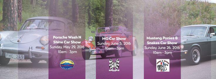 Danville Livery Car Show