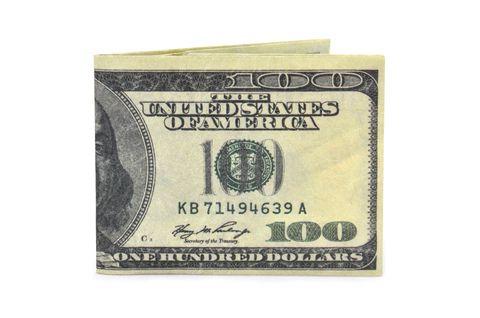 Billetera de papel Tyvek - by Monkey Wallet® - Dollar