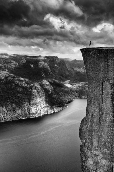 Scandinavia by Benjamin Hill