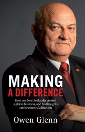 Making a Difference - Owen Glenn: Making A Difference, Make A Difference