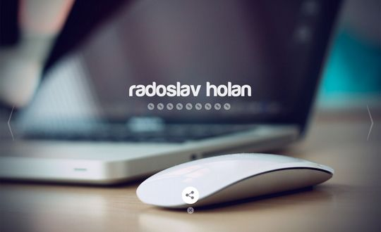 Featured of the day 14-Aug-2013  http://www.csslight.com/user/detail/Radoslav-Holan_3319