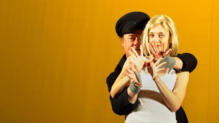 Maxim Gorki Theater Berlin - Bahnwärter Thiel, Nach einer Novelle von Gerhart Hauptmann - 17.11.2012, 19:30 Danke an Thomas Aurin!