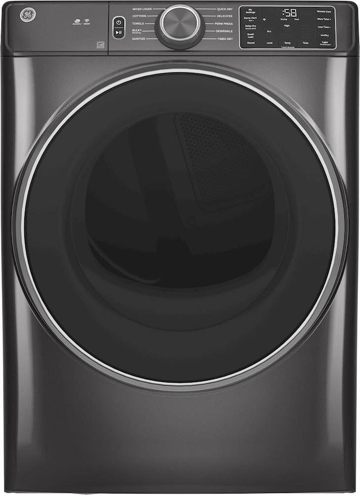 Samsung Dv6800 4 0 Cu Ft 12 Cycle Electric Dryer White Dv22k6800ew Best Buy Electric Dryers Samsung Dryer Ventless Dryer
