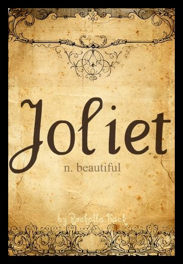 Baby Girl Name: Joliet (the French masculine pronunciation would be pronounced zho-lee-AY, the J sounding like the G in mirage). Meaning: Beautiful. Origin: French. http://www.pinterest.com/vintagedaydream/baby-names/